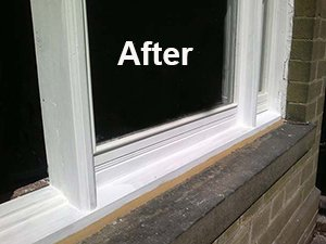 after window repair wheaton