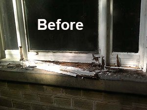 before window repair wheaton
